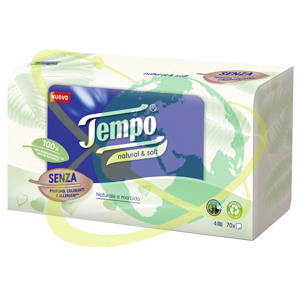 Tempo natural soft box - Mondo del Tabacco
