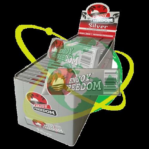 Enjoy Freedom Silver - Mondo del Tabacco