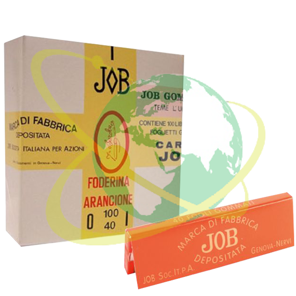 Job Nervi arancio - Mondo del Tabacco