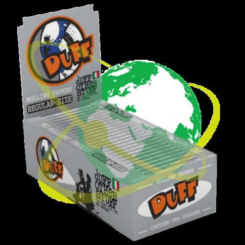 Duff cartina corta silver - Mondo del Tabacco