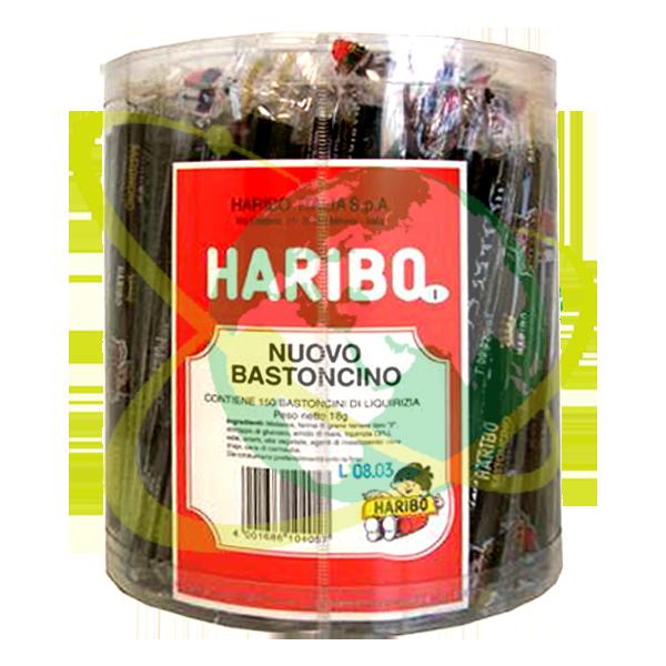 Haribo bastoncino liquirizia - Mondo del Tabacco
