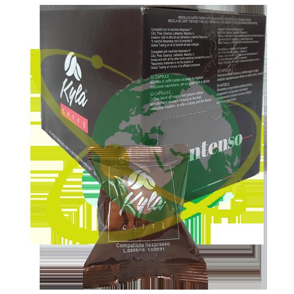 Kila caffè Intenso nespresso - Mondo del Tabacco