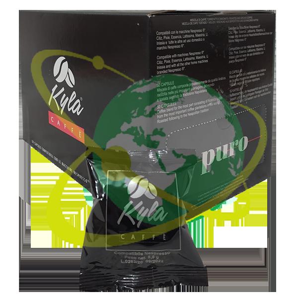 Kila caffè Puro nespresso - Mondo del Tabacco