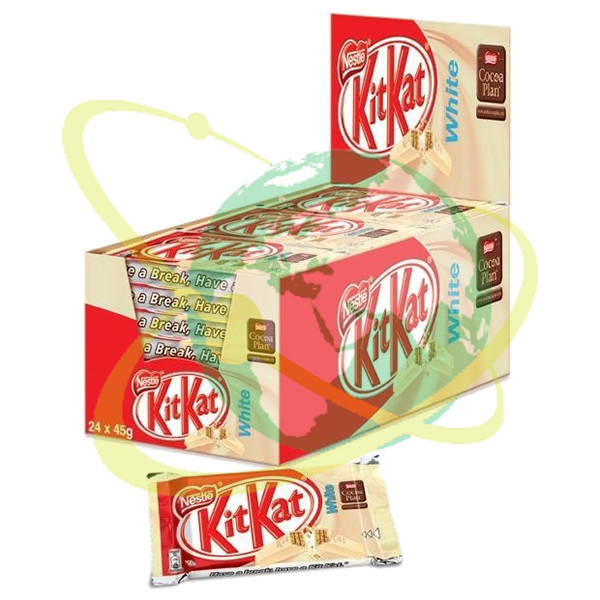 Kit Kat White - Mondo del Tabacco