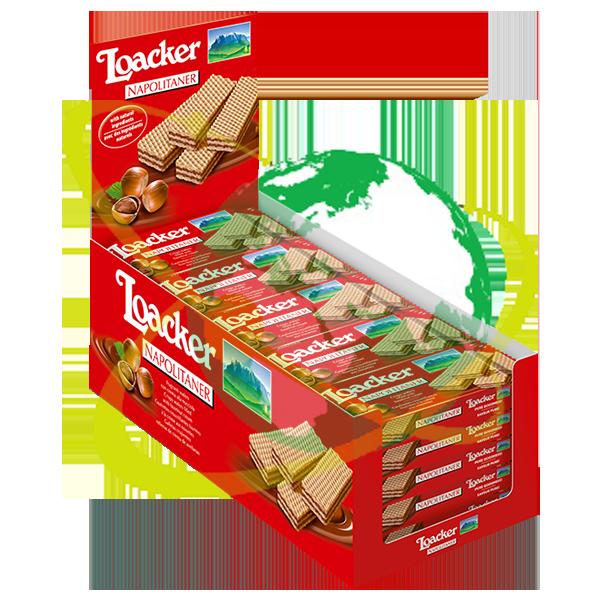 Loacker Napolitaner - Mondo del Tabacco