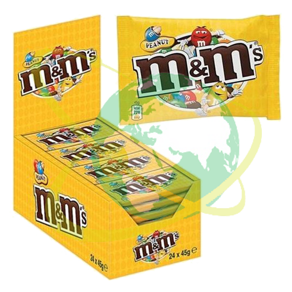 M&M's - Mondo del Tabacco