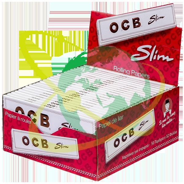 OCB slim - Mondo del Tabacco