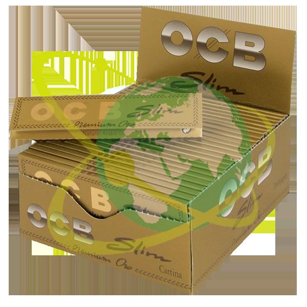 OCB premium gold - Mondo del Tabacco