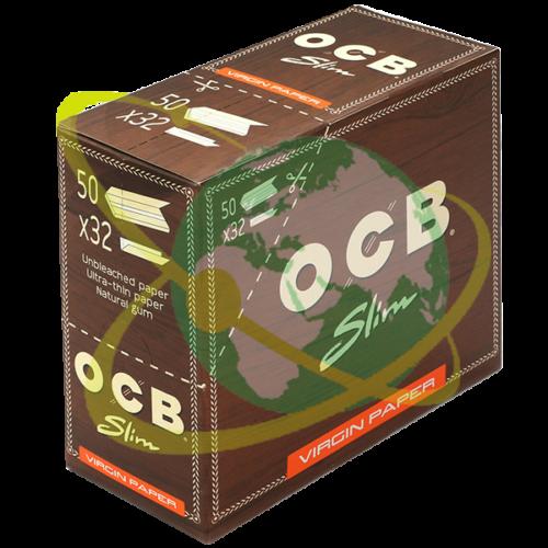 OCB slim virgin - Mondo del Tabacco