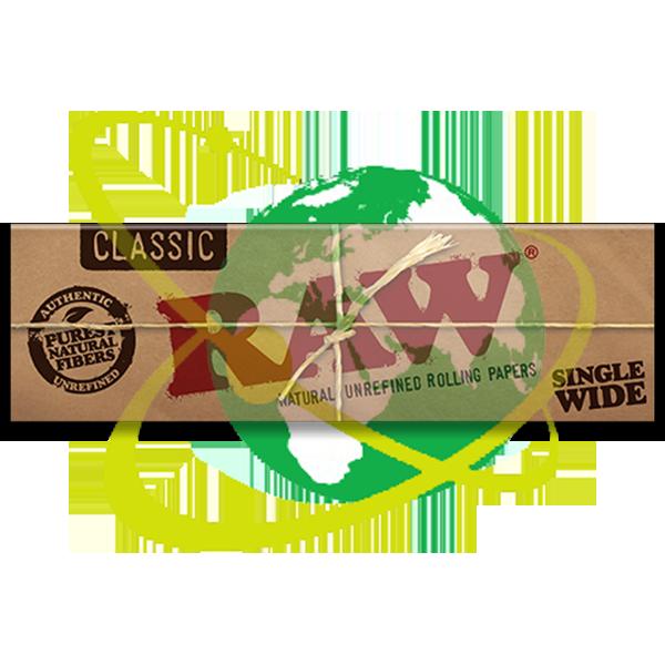 Raw Classic single wide - Mondo del Tabacco