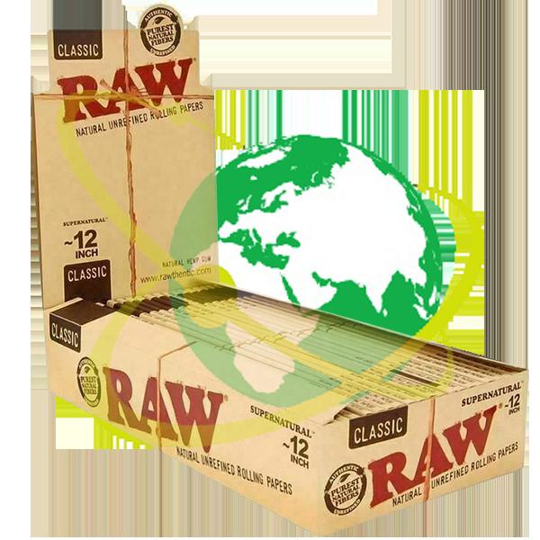 """Raw 12"""" - Mondo del Tabacco"""