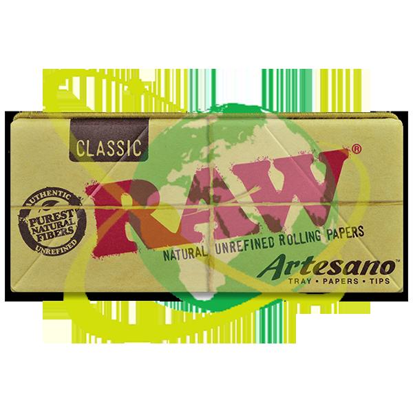 Raw Artesano - Mondo del Tabacco