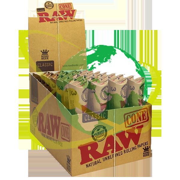 Raw cone - Mondo del Tabacco