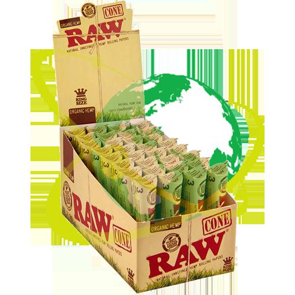 Raw cone king size - Mondo del Tabacco