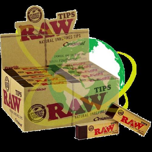Raw tips - Mondo del Tabacco