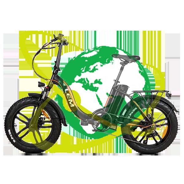 LEM Florida e-bike - Mondo del Tabacco