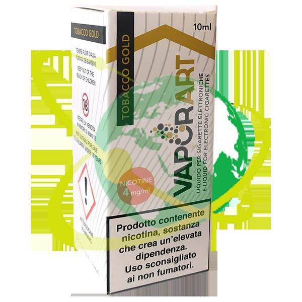 Vaporart Tobacco Gold - Mondo del Tabacco
